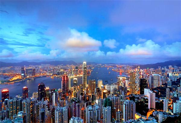 香港-2014十一旅游推荐